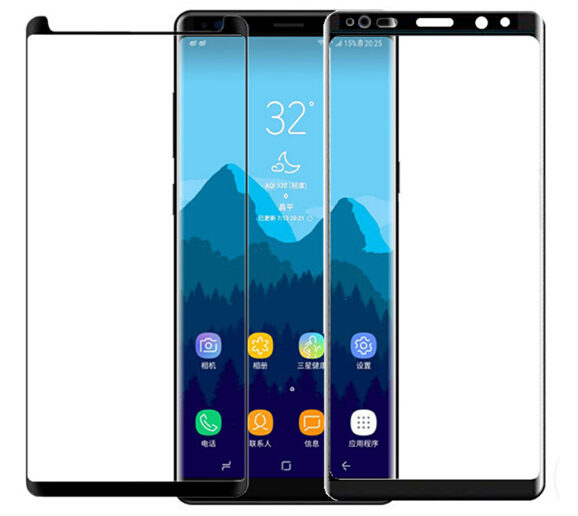 3D glass  for Galaxy note8